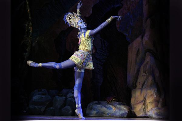 Les Saisons Russes du XXI siècle presents Diaghilev Festival, 12 – 17 April 2011 London Coliseum