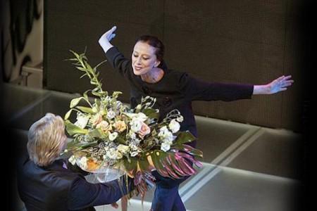 Gala Homenaje de Ballet a MAYA PLISETSKAYA, Teatro Real de Madrid