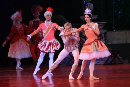 Le Pavillon d'Armide, Latvian National Opera, Riga 2009