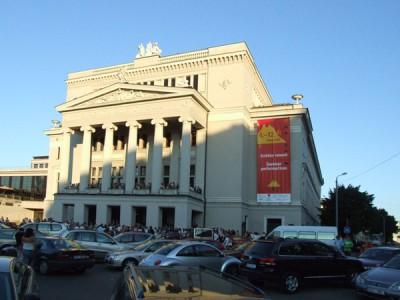 Maris Gala, Riga