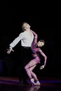 Страсти над бурной рекой.  Создателей балета о грузинской царице вдохновляли стихи Лермонтова