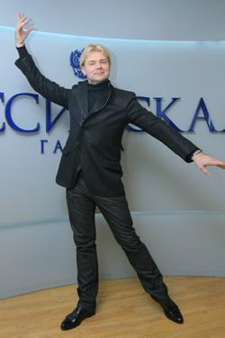 К синему богу. Андрис Лиепа открывает в Москве Дягилевские сезоны