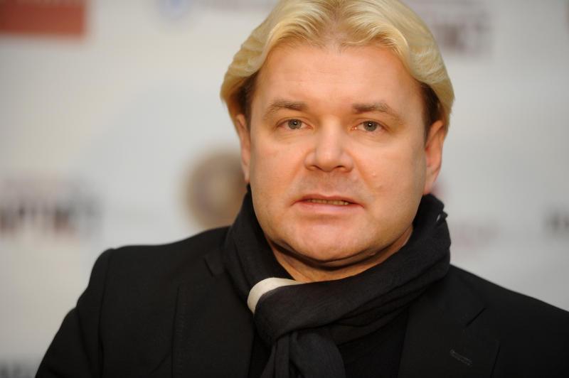 Андрис Лиепа назначен худруком театра «Кремлевский балет»