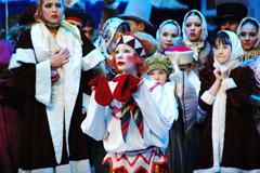 Венецианский карнавал.  Бенефис Марии Александровой в ГКД