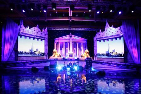 Новогодний бал в Манеже