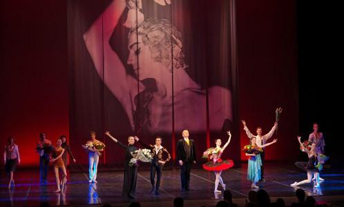 На юбилейном вечере в честь Мариса Лиепы челябинцы влюбились в балет //  Перед горожанами выступили Илзе Лиепа, Николай Цискаридзе и другие лучшие танцовщики мира