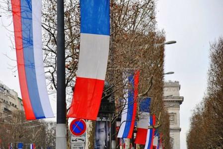 Россия и Франция год всматривались друг в друга