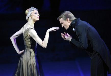 «Клеопатра — Илзе Лиепа»: бенефис балерины в Большом театре