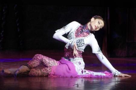 Илзе Лиепа: «Тамар» — новый балет на старую тему