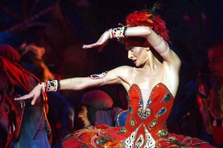 «РУССКИЕ СЕЗОНЫ XXI» Римский балет в Кремле