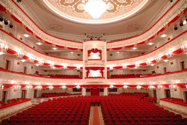 Гастроли «Русских сезонов XXI века» в Казани 12 октября
