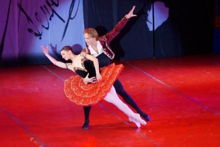Гала-концерт «Русские сезоны XXI века» в Выксе