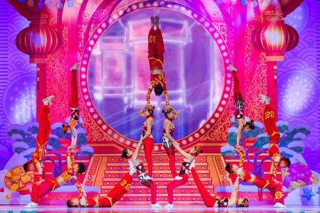 Фотоальбом «Новогодние приключения Смешариков в Китае»